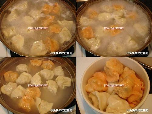 【東門市場三色水餃】鮮蝦水餃+玉米豬肉水餃+高麗菜豬肉水餃