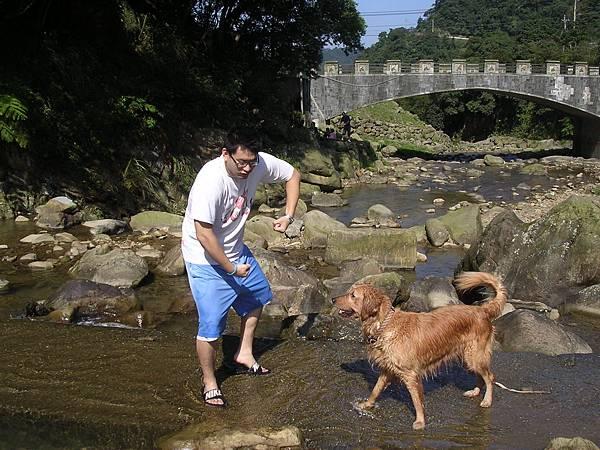 2006.11.26 汐止大尖山戲水