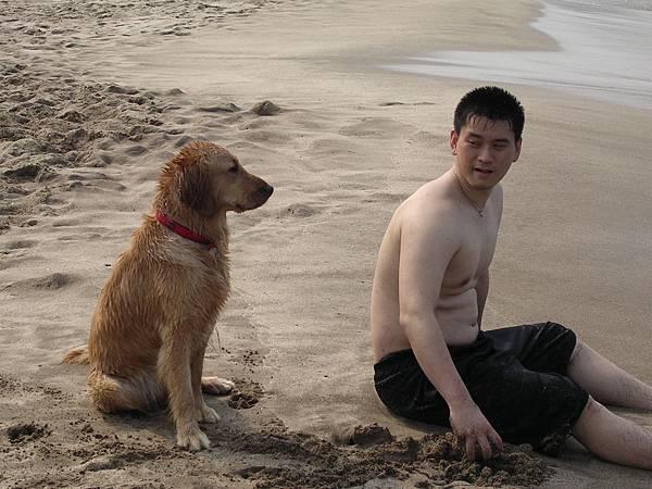 2004.02.29 淡水白沙灣