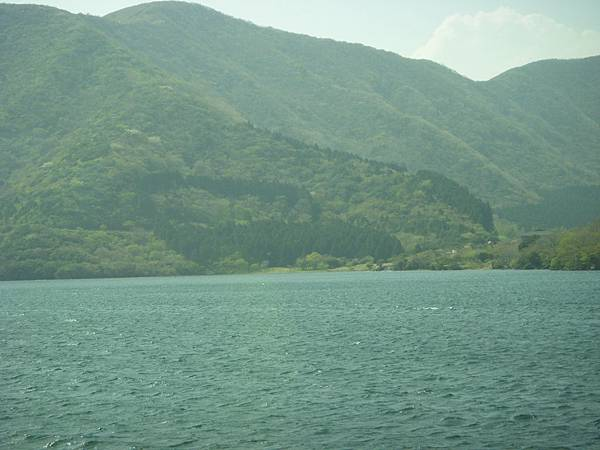箱根盧之湖