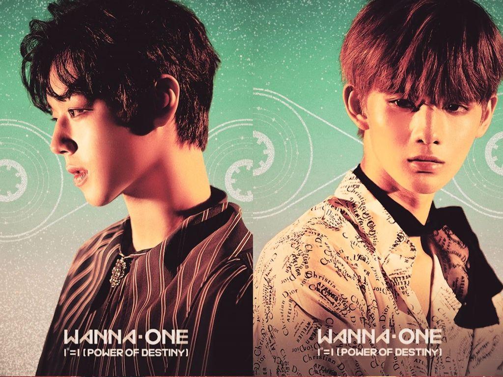 Foto Wanna One Power Of Destiny Wallpaper