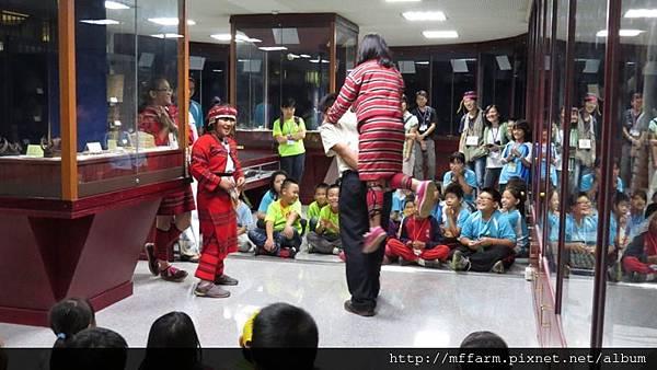 141002少年春陽 自然史教育館 口簧琴介紹 (1)