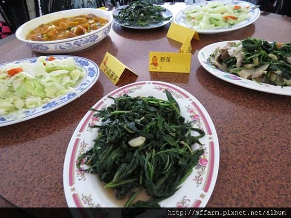 141002少年春陽 移動至春陽分場餐廳、介紹菜色及用餐 (3)