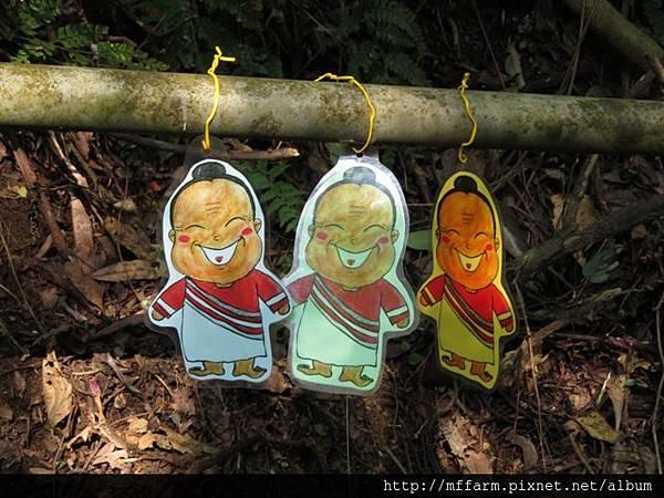 20151001-少年春陽演練 (李圓恩) 山棕旁的三個阿嬤牌