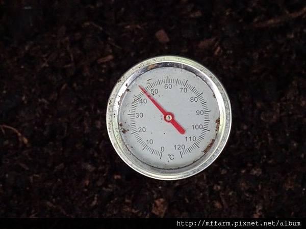 溫度計44度
