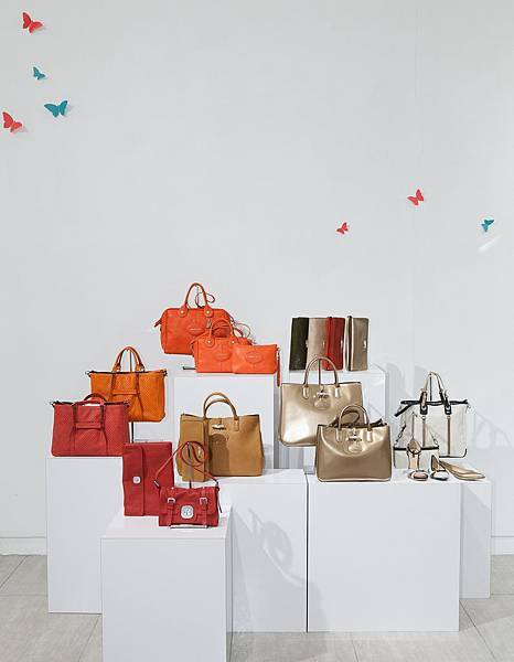 Longchamp 2014春夏新品預覽會,以Escales遠離塵囂為主題,一展春夏時尚風情02.jpg
