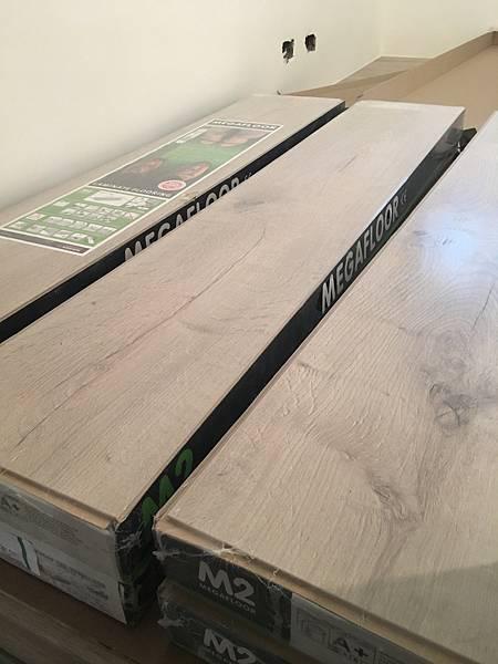 木地板 三商美福 超耐磨木地板 Megafloor Egger 室內設計 室內裝潢 M2 蘇格蘭丹地淺橡木 環保認證