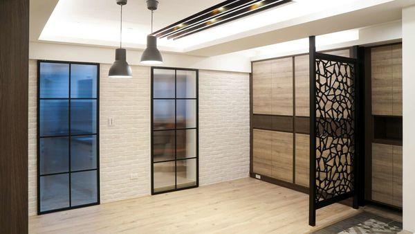 三商美福 系統家具 系統櫥櫃 系統櫃 裝修 裝潢 舊翻新 三房兩廳 木地板 超耐磨木地板 低甲醛 室內設計 精品家具