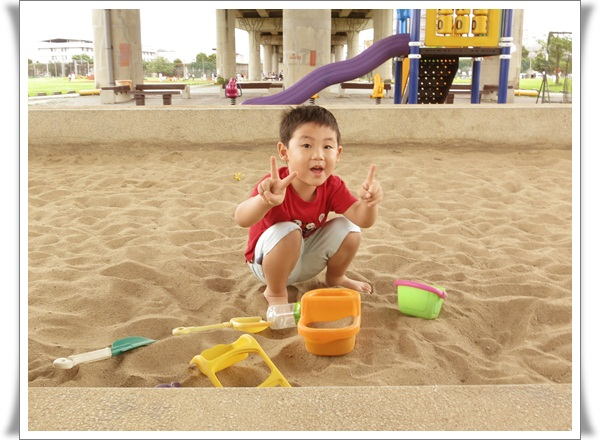 沙坑復古拍
