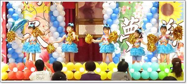 白兔班表演02