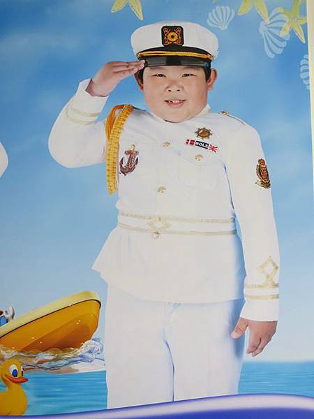 安安海軍裝