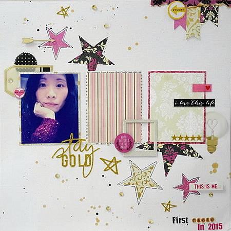 凱西 MHC #07 示範作品