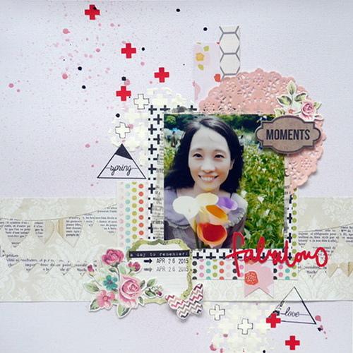 凱西 MHC #09 示範作品