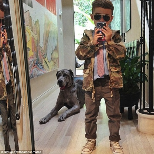 世界上最時尚小孩!1