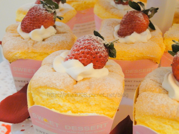 結婚杯子蛋糕塔4