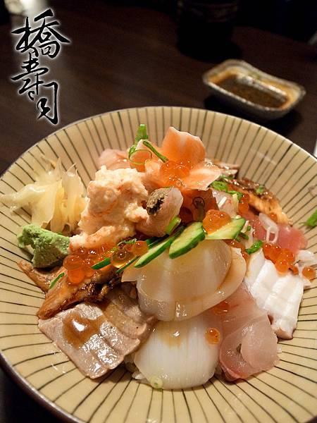 海鮮蓋飯正常版
