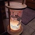 清水寺參道上店家的燈