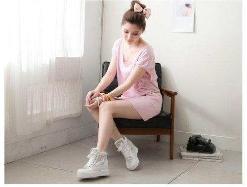 Miaki 流行女鞋 帆布鞋 平底包鞋 平價女鞋