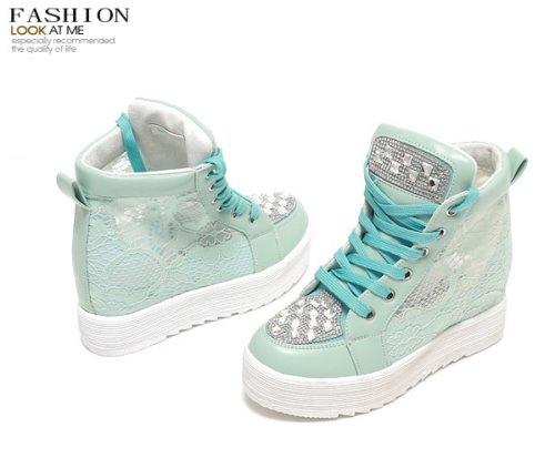 Miaki 流行女鞋 帆布鞋 韓版 平價女鞋