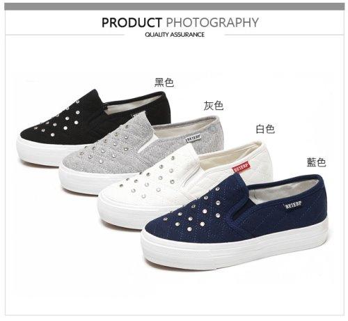 Miaki 流行女鞋 帆布鞋 懶人鞋 平價女鞋