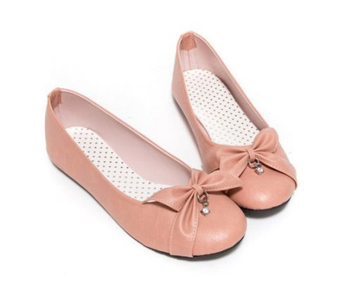 Miaki 平底包鞋 娃娃鞋 懶人鞋 流行女鞋 韓版