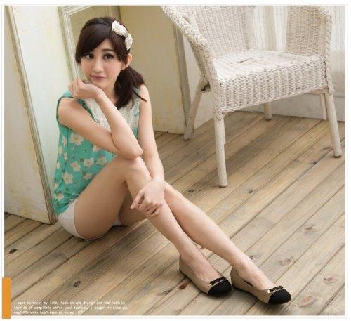 Miaki 包鞋 平價女鞋 娃娃鞋 懶人鞋 平底 韓版