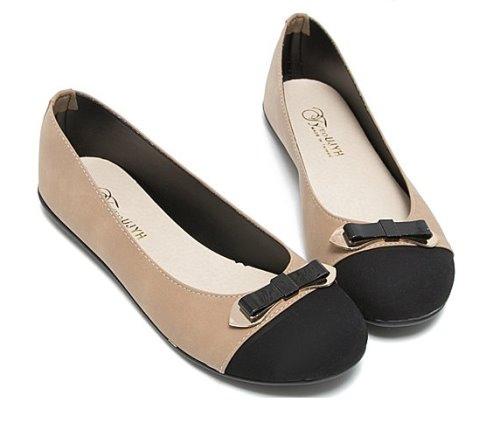 Miaki 平價女鞋 娃娃鞋 懶人鞋 流行女鞋 韓版