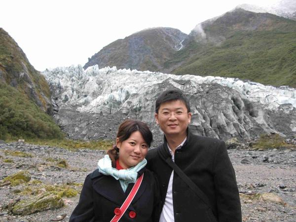 原來我跟冰河這麼近