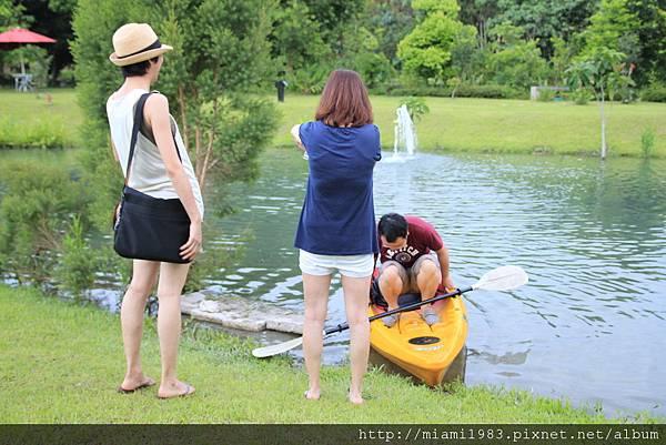 花蓮民宿發現樹湖