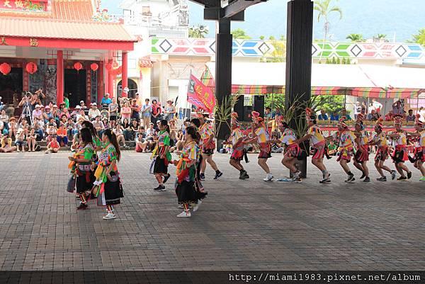 台東都蘭豐年祭