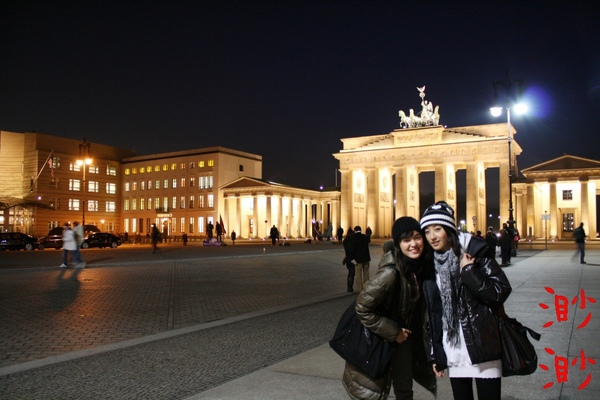 柏林-brandenburg gate