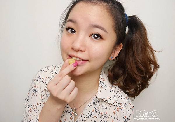 【零食】必達舒喉糖。日本原裝進口,UHA味覺糖合作明星商品,適合全家人的喉糖~ (11).JPG