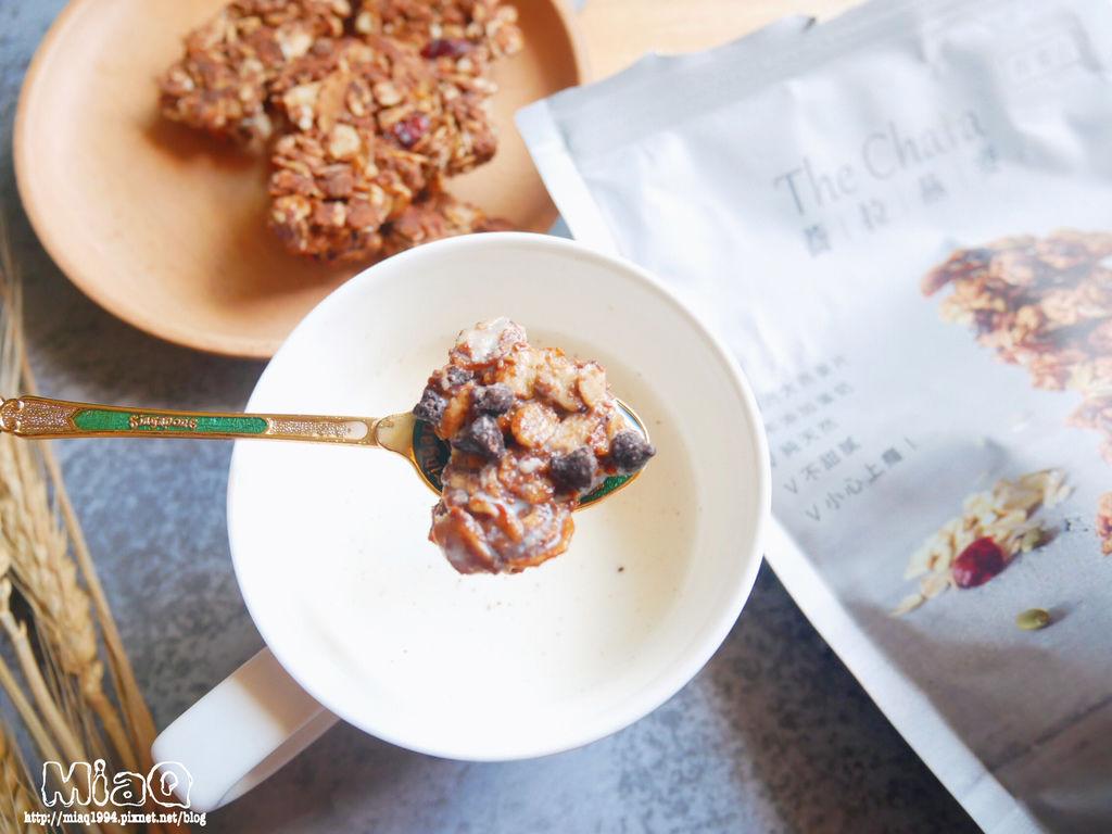 【健康】The Chala蕎拉裸食燕麥脆片|推薦你低GI麥片這樣吃,健康又解饞,上班族必備的人氣小點 (5).JPG