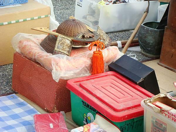 東寺市集的商品