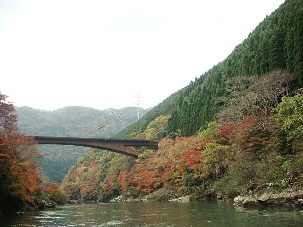 嵐山保津川沿岸4