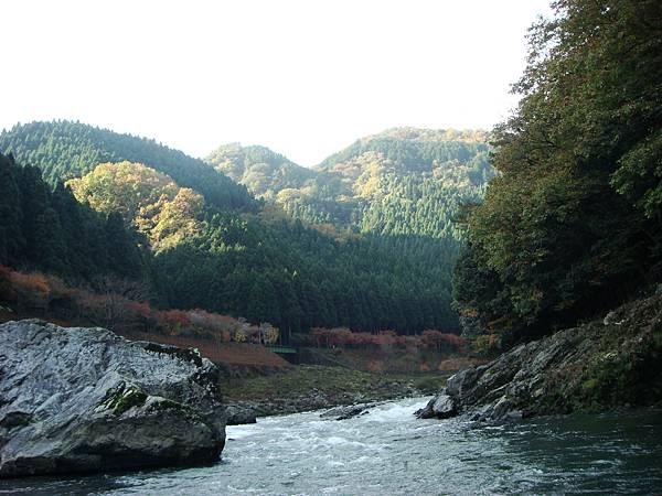 嵐山保津川沿岸5