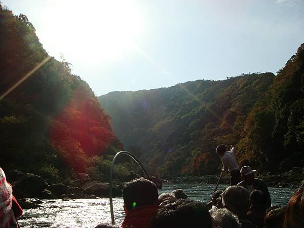 嵐山保津川沿岸6