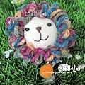 E06B-06-彩毛獅+毛球-已售