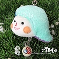 E06A-09-水湖藍髮的女孩-已售