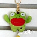E06B-14-愛蛙+黃毛球