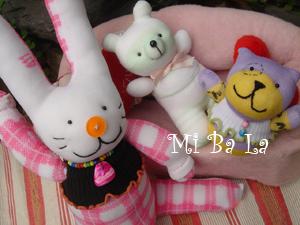 兔寶-小貝兒-多多