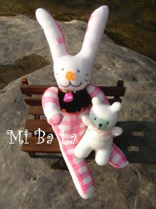 兔寶與小貝兒
