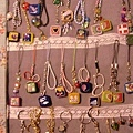 造型方塊吊飾鑰匙圈