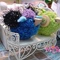 藍莓羊-奇異鼠-鑰匙圈-200