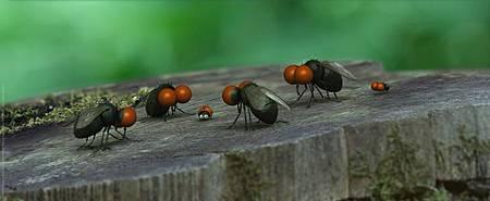 昆蟲LIFE秀電影版劇照1