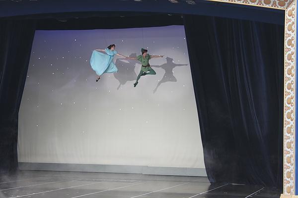 彼得潘飛翔