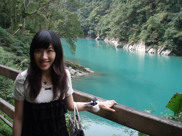 羅好水壩的上游:烏紗溪
