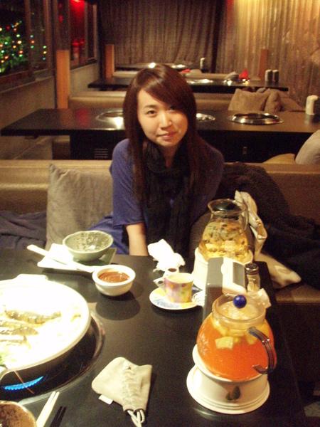 水果茶及菊花茶
