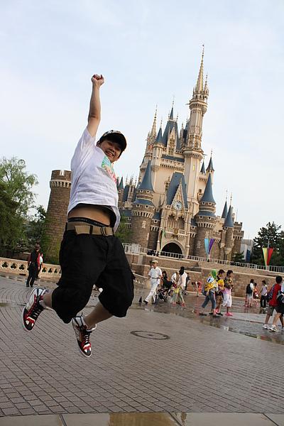 下一場城堡區水舞秀