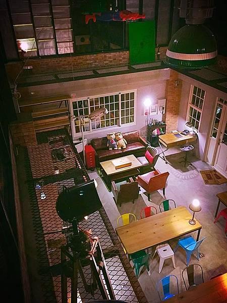 米卡洛 宜蘭民宿 房間園區照片